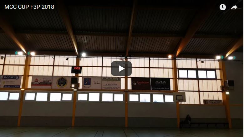 Vidéo de la CUP F3P 2018 !