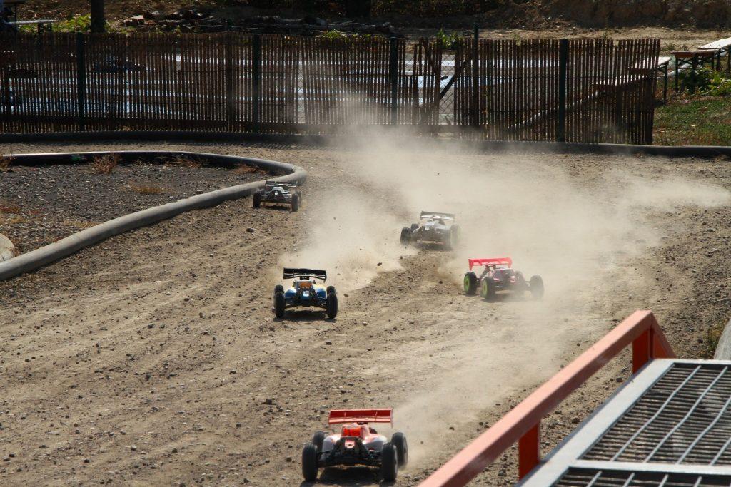 Inauguration des pistes TT & DRIFT